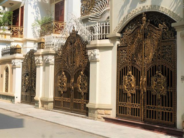 Một số đặc trưng cơ bản làm nên mẫu biệt thự phong cách cổ điển đẹp
