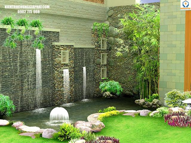 khái niệm về biệt thự sân vườn
