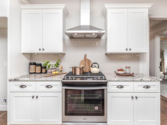 Kích thước tiêu chuẩn của tủ bếp trên và dưới
