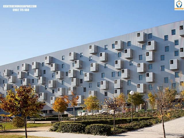 Nguyên tắc thiết kế kiến trúc xanh