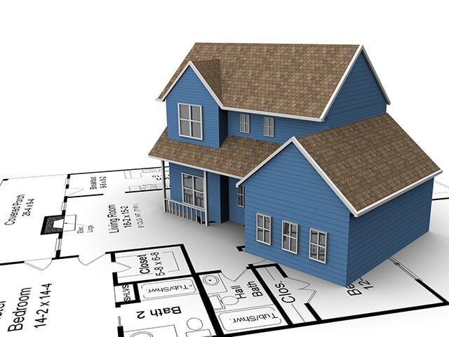 cách tính mật độ xây dựng nhà ở