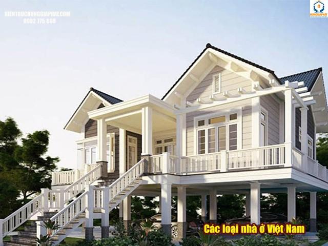 các loại nhà ở Việt Nam