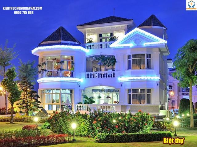biệt thự ở Việt Nam