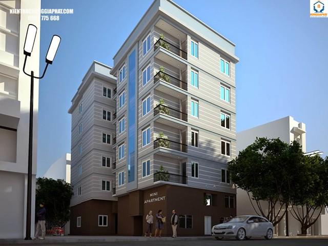 Mô hình chung cư mini hiện nay