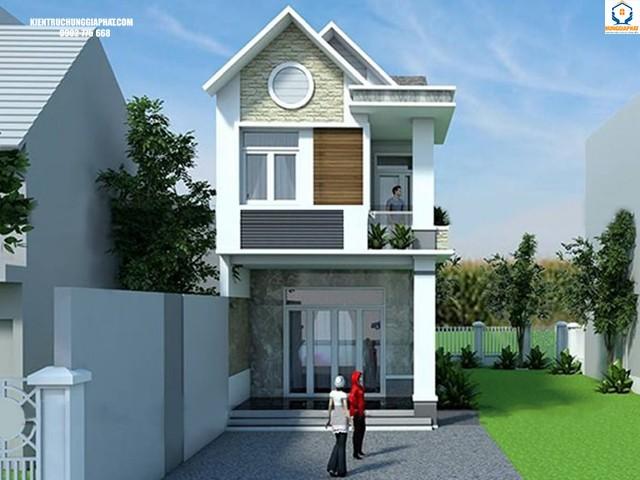 nhà được xây mấy tầng khi hẻm nhỏ hơn 3,5m