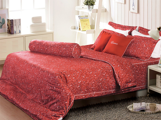 Màu sắc phòng ngủ dành cho người mệnh Hỏa