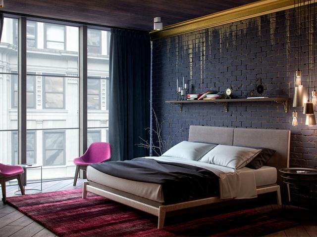 Một số lưu ý khi thiết kế nội thất phong thủy phòng ngủ cho người mệnh Thủy: