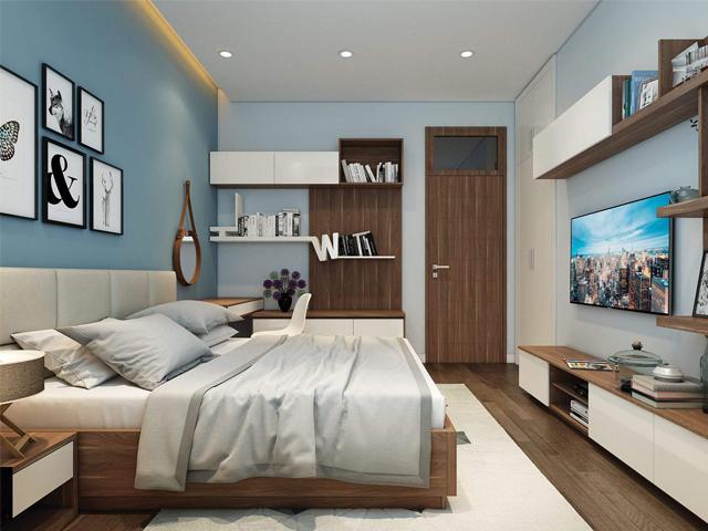 Hướng phòng ngủ cho người mệnh Thủy
