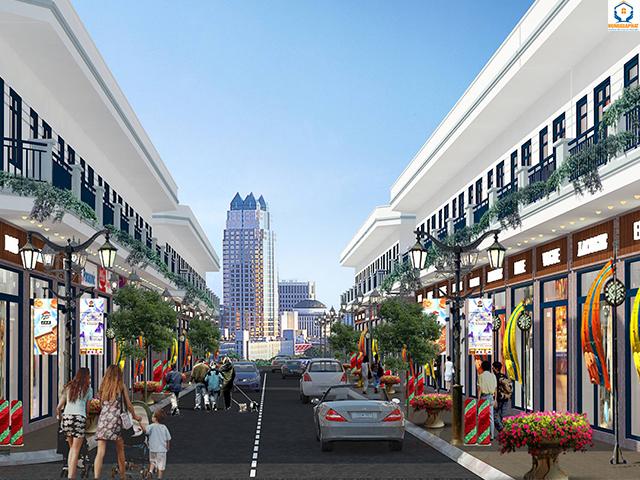 Phân biệt shophouse và những mô hình nhà phố khác