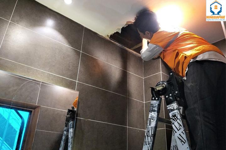 dịch vụ sửa chữa nhà ở chuyên nghiệp