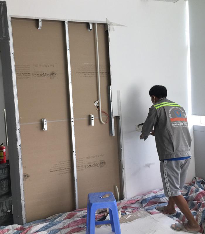 Thế mạnh của Kiến Trúc Hùng Gia Phát trong lĩnh vực sửa chữa nhà
