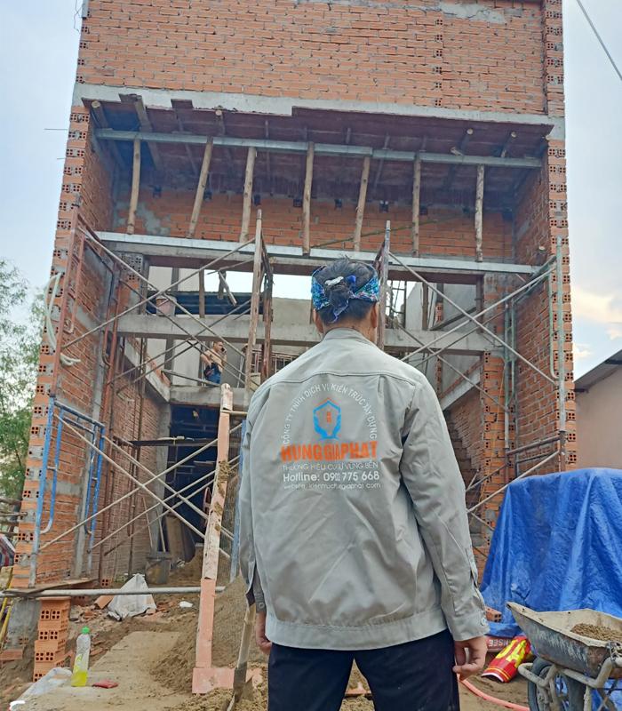 Dịch vụ sửa chữa nhà tại Tân Bình của Kiến Trúc Hùng Gia Phát