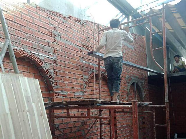 chi phí sửa nhà 3 tầng diện tích 60m2 là bao nhiêu