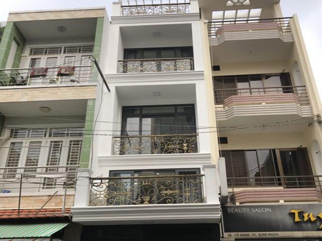 chi phí sửa nhà 3 tầng diện tích 60m2