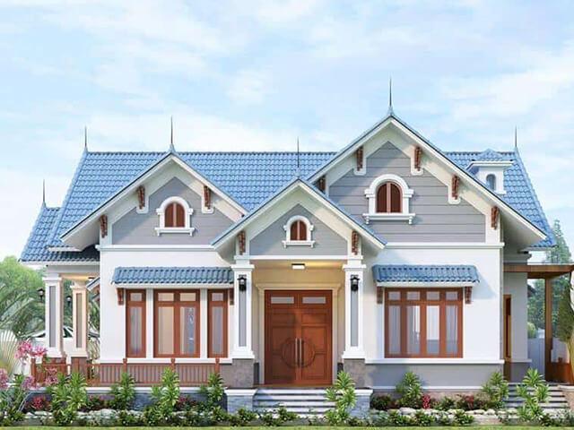 yêu cầu khi sửa nhà mái thái