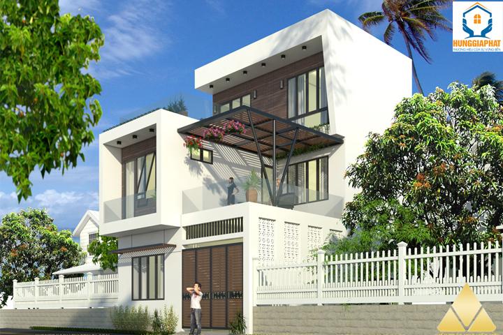 Thế nào là thiết kế nhà phố?