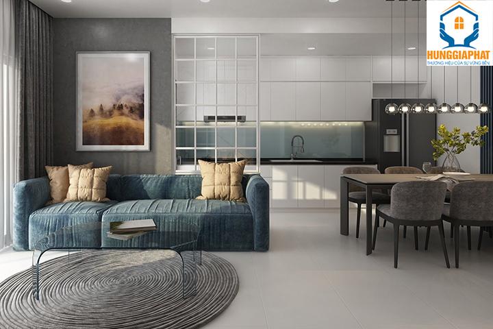 những yếu tố cần chú ý khi thiết kế nội thất
